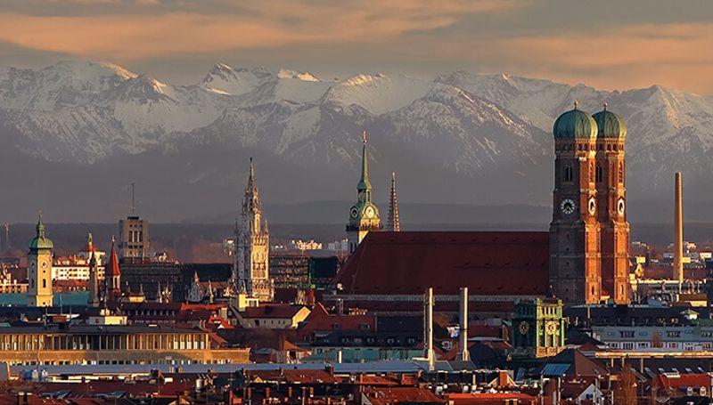 Zuhause in München