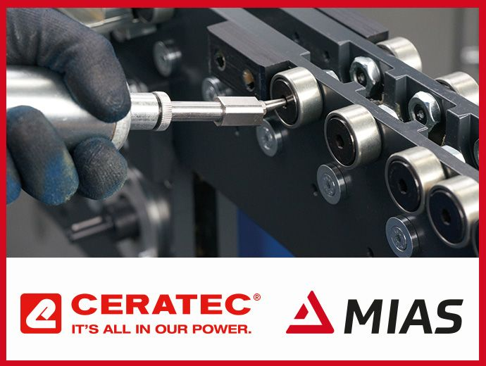 Expansion of MIAS service capacities in Benelux and Northern France in cooperation with CERATEC